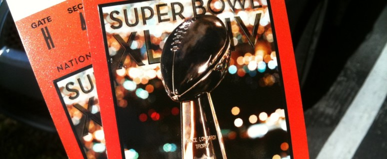 Ticket Price for the Super Bowl