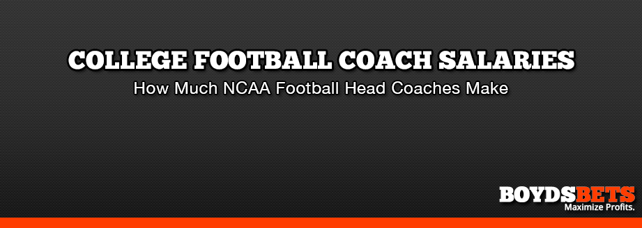 College Football Coach Salaries