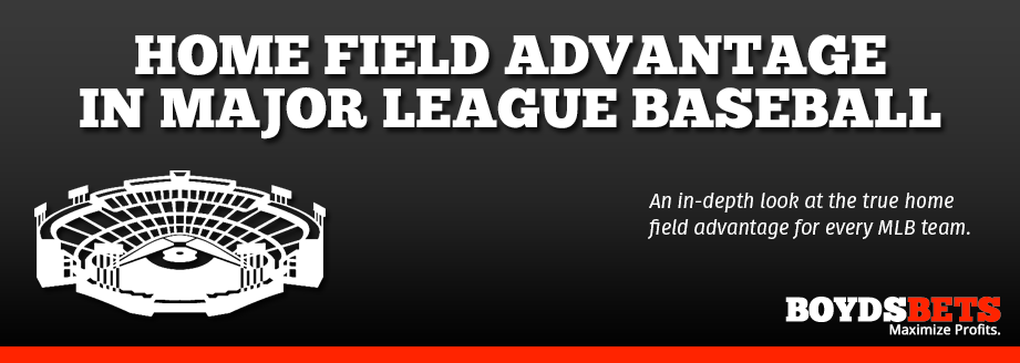 MLB Home Field Advantage